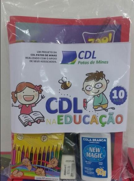 CDL na Educação