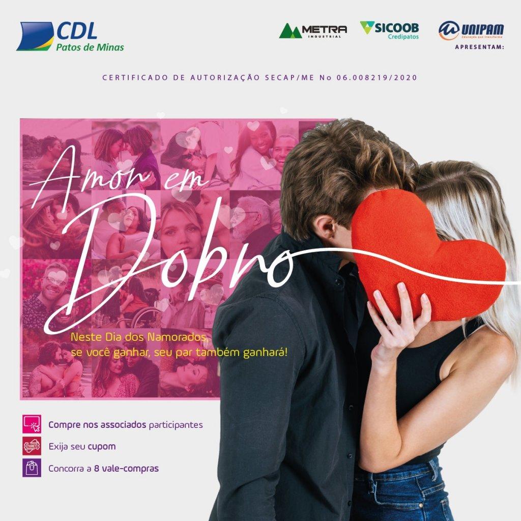 """Apuração da """" Campanha  Amor em Dobro """"  será realizada  nesta terça-feira 16/06/2020"""