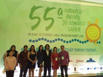 Delegação Mineira participa da 55ª Convenção Nacional do Comércio Lojista