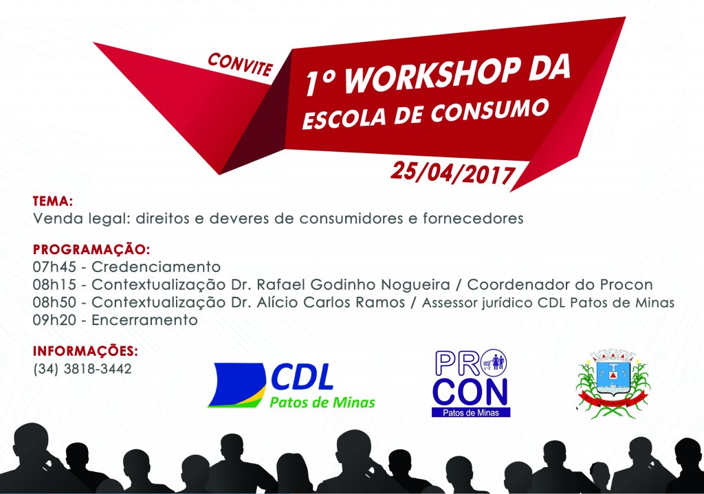 Workshop da Escola de Consumo
