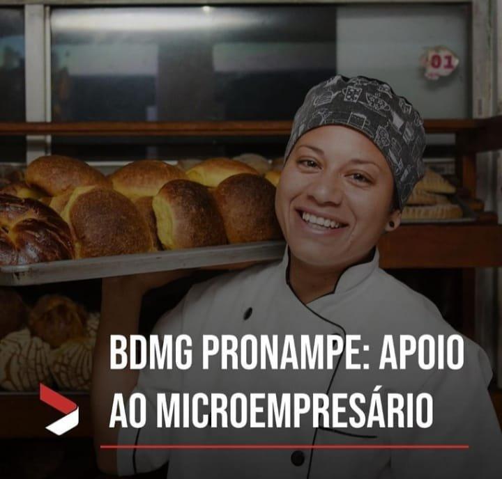 Bdmg Pronampe: Apoio ao Microempresário