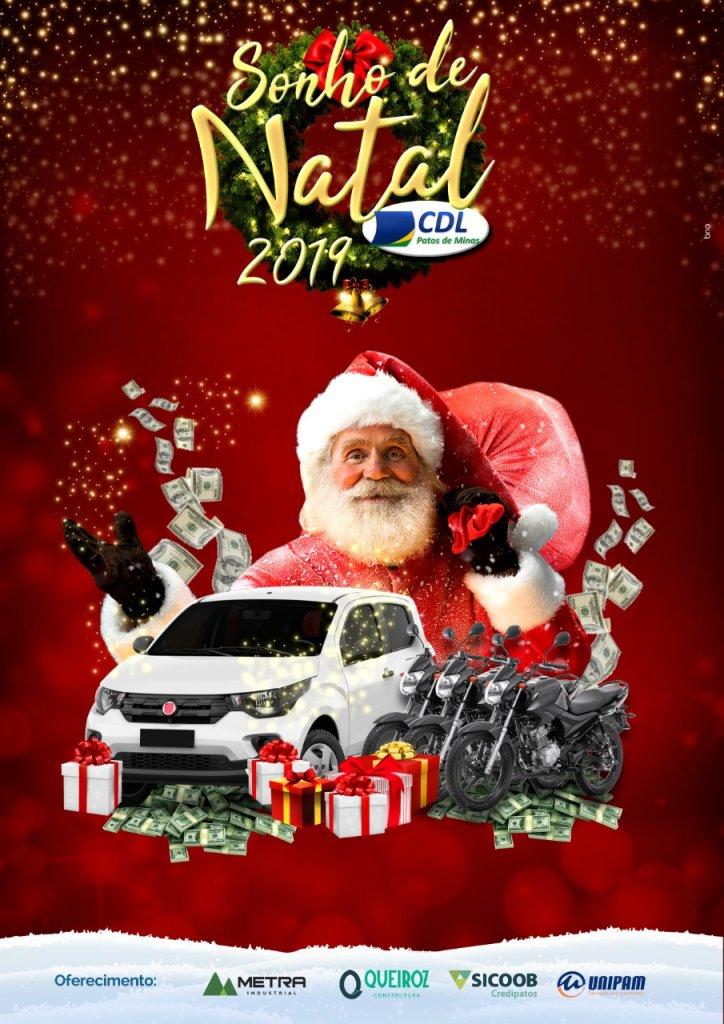 Regulamento Campanha Sonho de Natal edição 2019