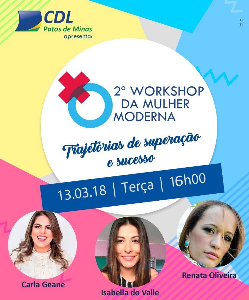 2° Workshop da Mulher Moderna