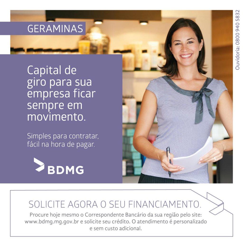 SOLUÇÕES CDL EM CONVÊNIO COM O BDMG: Oferecem vantagens para empresas e empreendimentos