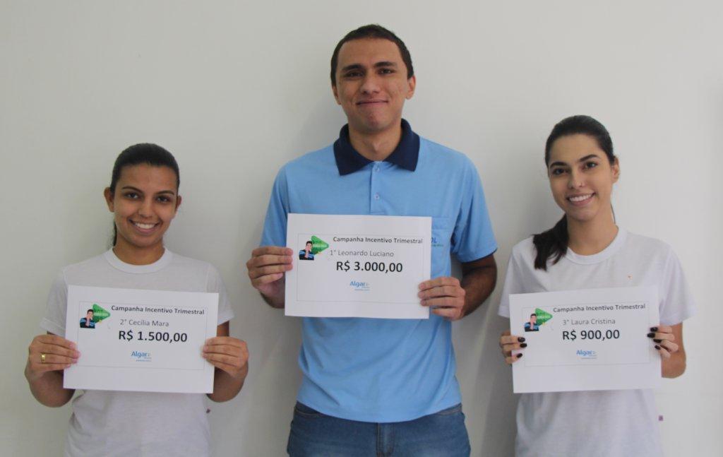 Assessoria de Cobrança da CDL Patos de Minas é campeã de metas em recuperação de créditos no Alto Paranaíba
