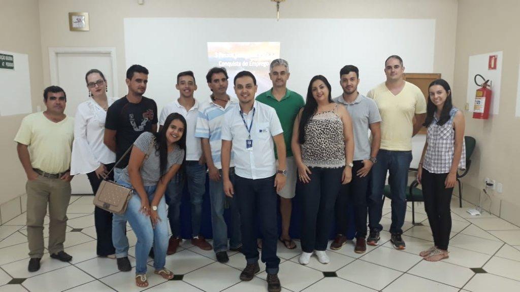 CDL Talentos realiza a primeira palestra do ano, destinada a candidatos a ingressar no mercado de trabalho