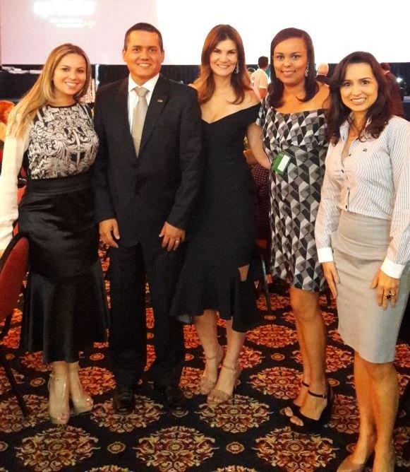 CDL Patos de Minas participa da Convenção do Comércio Lojista de Minas Gerais