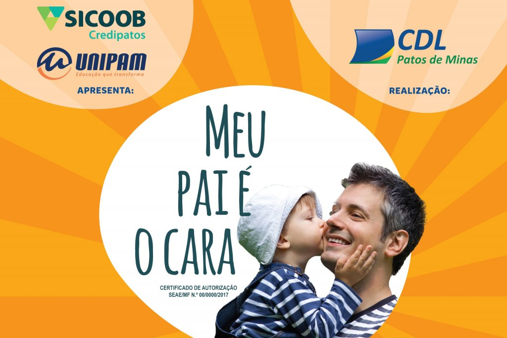 CDL realiza sorteio de prêmios da campanha do Dia dos Pais