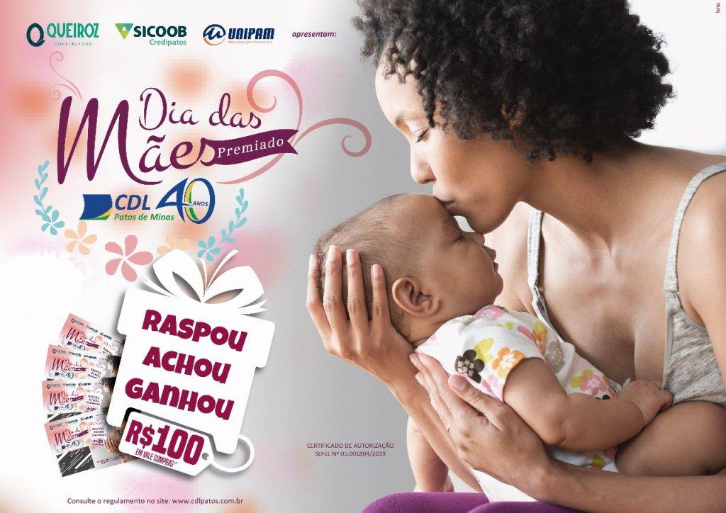 Regulamento da Campanha do Dia das Mães Premiado