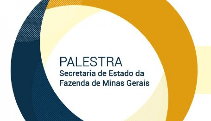 Palestra SEF acontece nesta quinta-feira em Patos de Minas
