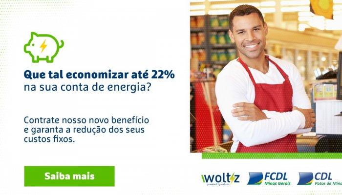 Comece o ano cortando gastos: economize mais de 20% na sua conta de energia!