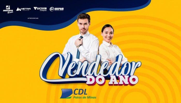 CDL Patos de Minas entrega  moto 0km para o Vendedor do ano