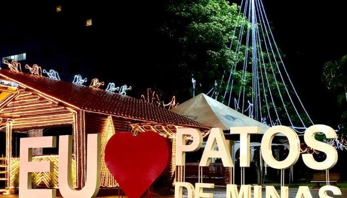 CDL Patos de Minas realiza o segundo Sorteio da Campanha Sonho de Natal