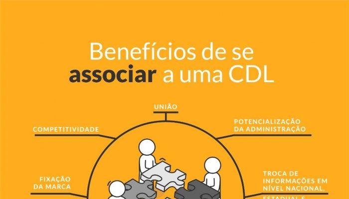 Benefícios de se Associar a uma CDL