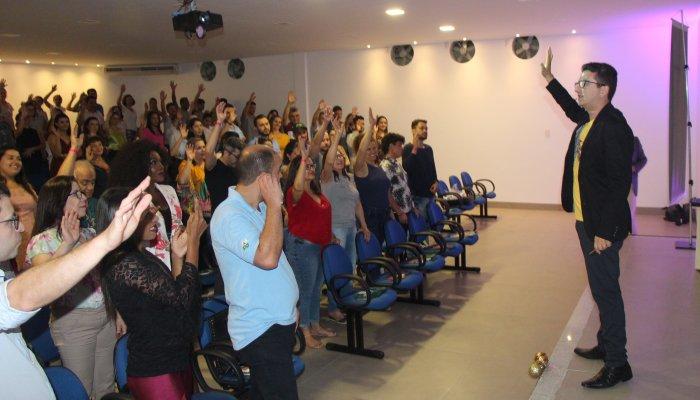 CDL Patos de Minas Lança  O Natal  2019 Com  Casa Cheia e Motivação para as vendas