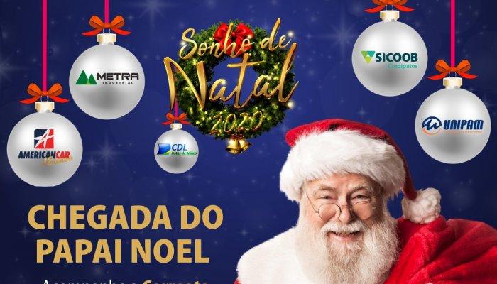 CDL Patos de Minas mantém suas promoções de forma segura para o fim do ano